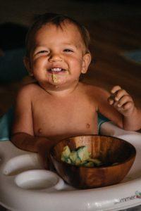 Breastfeeding-mums-solid food introduction
